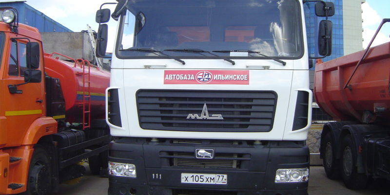 Аренда самосвалов МАЗ-551605 (6)
