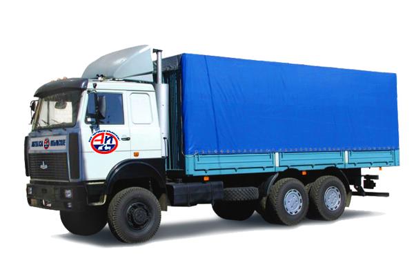 Бортовой тягач Маз 631705
