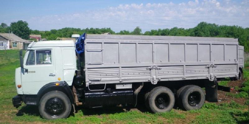 Kaмаз-532150