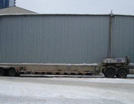 Перевозка негабаритных грузов – заказать выгодно в Москве