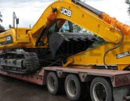 Профессиональная перевозка крупногабаритной тяжеловесной техники и тяжеловесных грузов