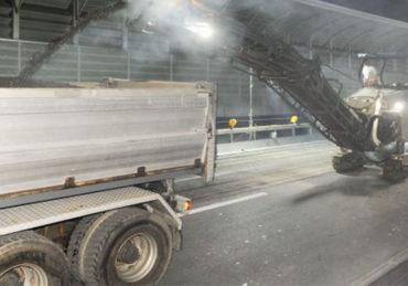 По просьбе руководства Калужской области автобаза «Ильинское» оказала помощь в строительстве кольцевой дороги